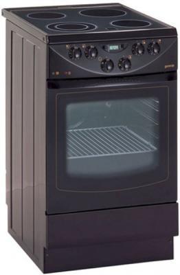 Кухонная плита Gorenje EC278B - вид спереди