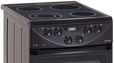 Кухонная плита Gorenje EC278B - частичное изображение