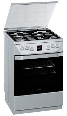 Кухонная плита Gorenje GI62378BX - вид спереди