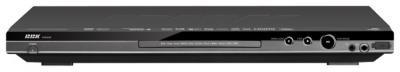 DVD-плеер BBK DV926HD Black - общий вид