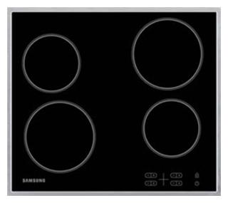 Электрическая варочная панель Samsung C61R1AAMST - общий вид