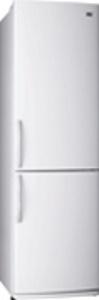 Холодильник с морозильником LG GA-B399 UCA - вид спереди