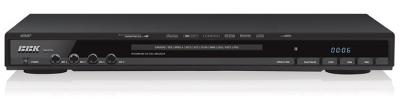 DVD-плеер BBK DV 627SI Black - общий вид