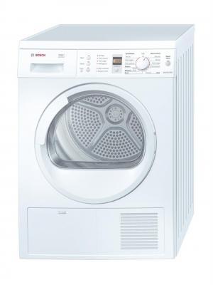 Сушильная машина Bosch WTE86304 - вид спереди