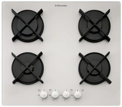 Газовая варочная панель Electrolux EHT 60435 X - общий вид