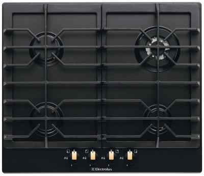 Газовая варочная панель Electrolux EHG6833R - общий вид