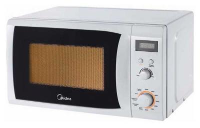 Микроволновая печь Midea AG820CFB - общий вид