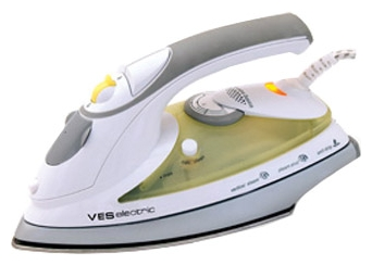 Утюг VES 1225 (2011) - вид сбоку