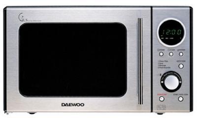 Микроволновая печь Daewoo KOG-63NR - вид спереди