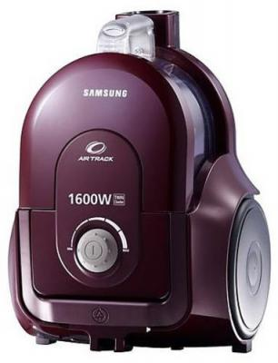 Пылесос Samsung SC4335 (VCC4335V3W/XEV) - вид сбоку