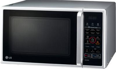 Микроволновая печь LG MS2349BKS - общий вид