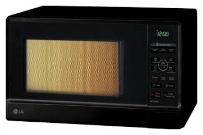 Микроволновая печь LG MS2348BB - вид спереди