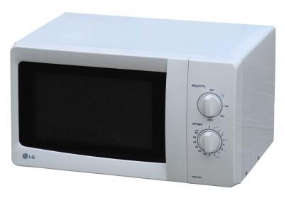 Микроволновая печь LG MS2329H - вид спереди