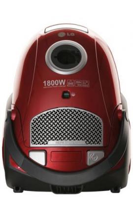 Пылесос LG VC5681HT - вид спереди