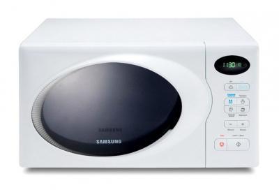 Микроволновая печь Samsung MW87GPR/BWT - общий вид