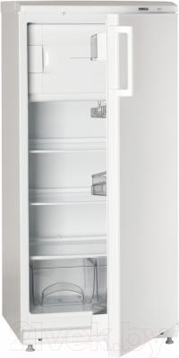 Холодильник с морозильником ATLANT МХ 2822-80 - в полузакрытом виде