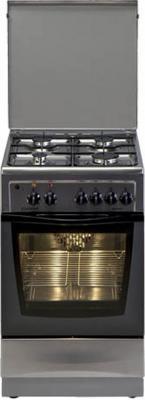 Кухонная плита MasterCook KG 1408X - общий вид