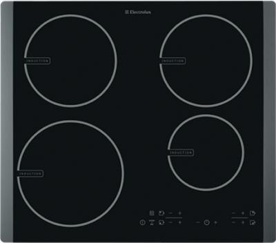 Индукционная варочная панель Electrolux EHD60020P - вид сверху