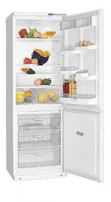 Холодильник с морозильником ATLANT ХМ 6019-031 - общий вид