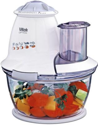 Кухонный комбайн Vitek VT-1604 PR - вид спереди