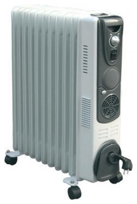 Масляный радиатор VES TRG 9 GP - общий вид
