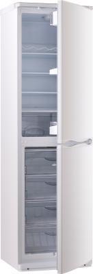 Холодильник с морозильником ATLANT ХМ 5014-016 - в полузакрытом виде