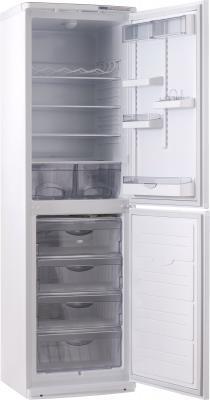 Холодильник с морозильником ATLANT ХМ 5014-016 - внутренний вид