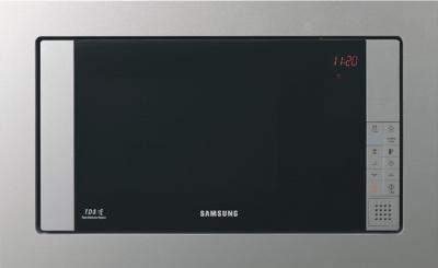 Микроволновая печь Samsung FW77KSTR/BWT  - вид спереди