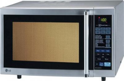 Микроволновая печь LG MF6546RFS - общий вид