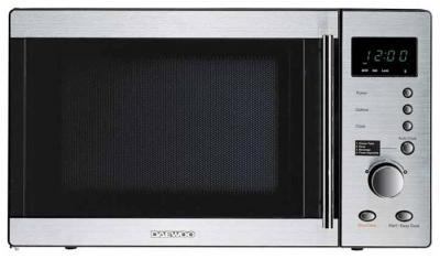 Микроволновая печь Daewoo KOR-634R - вид спереди