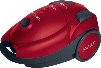 Пылесос Scarlett SC-081 (Red) - общий вид