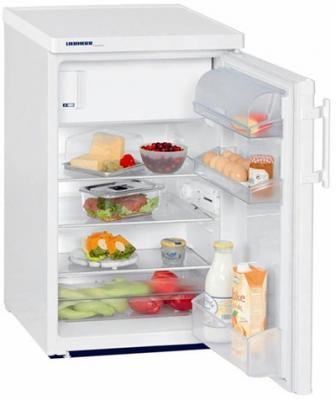 Холодильник с морозильником Liebherr KT 1434 - вид спереди