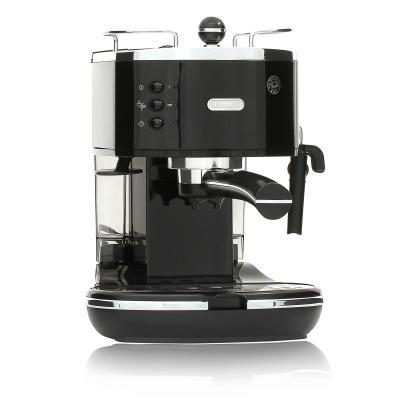 Кофеварка эспрессо DeLonghi ECO 310 BK - Вид спереди