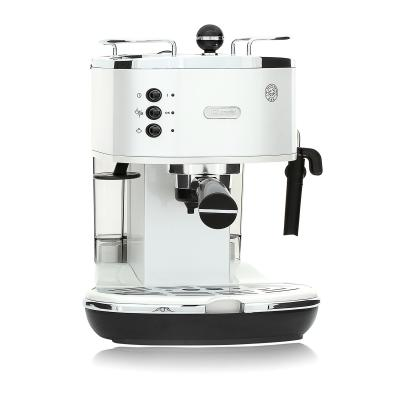 Кофеварка эспрессо DeLonghi ECO 310 W - вид спереди