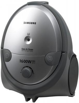 Пылесос Samsung SC5345 (VCC5345V3B/SBW) - вид спереди