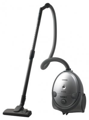 Пылесос Samsung SC5345 (VCC5345V3B/SBW) - общий вид