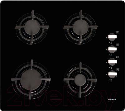 Газовая варочная панель Rihters H6-122