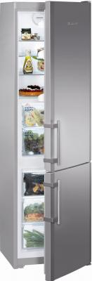 Холодильник с морозильником Liebherr CBNesf 3913 - общий вид