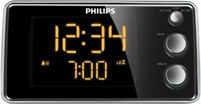 Радиочасы Philips AJ 3551 - вид спереди