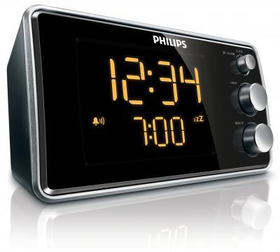 Радиочасы Philips AJ 3551 - вид сбоку