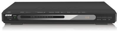 DVD-плеер BBK DV610SI Black - общий вид