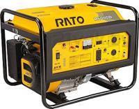 Бензиновый генератор Rato R6000D-T -