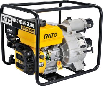 Бытовой насос Rato RT80WB26-3.8Q - общий вид