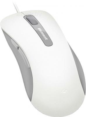 Мышь Microsoft Comfort Mouse 6000 (White) - общий вид