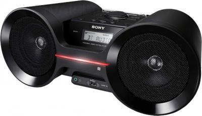 Портативная акустика Sony ZS-BTY52 - общий вид