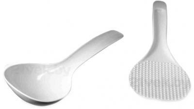 Мультиварка Aresa MC-923 - столовая и плоская ложки
