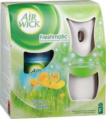 Автоматический освежитель воздуха Air Wick Fresh Matic После дождя (250мл) - общий вид