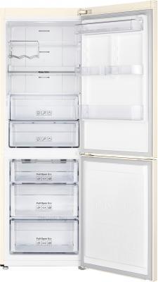 Холодильник с морозильником Samsung RB29FERMDEF/RS - с открытой дверцой