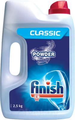 Порошок для посудомоечных машин Finish Classic (2.5кг) - общий вид