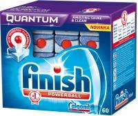 Таблетки для посудомоечных машин Finish Quantum Max (60шт) -